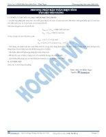 Bài 16. Phương pháp bảo toàn điện tích