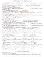 Ôn tập chương 2 Vật lí 10 căn bảm docx