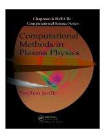 Computational Methods in Plasma Physics ppt