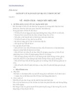giải đáp các dạng bài tập địa lý 12 theo chủ đề ppt