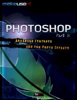 An Idiot's Guide to Photoshop: Advanced Features and Fun Photo Effects