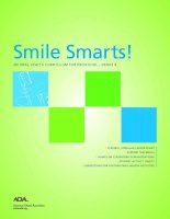 Smile Smarts! AN ORAL HEALTH CURRICULUM FOR PRESCHOOL - GRADE 8 docx