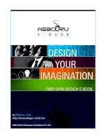 Design your Imagination - WebGuru India