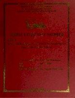 Những điểm mới của luật đầu tư năm 2005 và một số đề xuất áp dụng