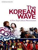 the korean wave a new pop culture phenomenon