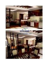 Thiết kế nội thất cho căn hộ chung cư 75m2 pdf