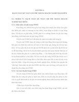 giáo trình môn kế toán bảo hiểm - chương 6: Hạch toán chi phí