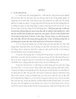 LỰA CHỌN, XÂY DỰNG HỆ THỐNG CÂU HỎI VÀ BÀI TẬP VỀ PHẢN ỨNG  OXI HÓA- KHỬ  (PHẦN VÔ CƠ-BAN KHTN) NHẰM PHÁT HUY NĂNG LỰC NHẬN THỨC VÀ TƯ DUY CHO HỌC SINH Ở TRƯỜNG  TRUNG HỌC PHỔ THÔNG