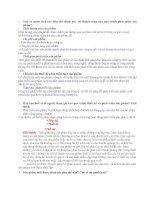 GIẢI đề CƯƠNG THIẾT kế và PHÁT TRIỂN sản PHẨM