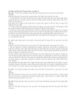 Hỏi đáp về bộ luật tố tụng hình sự phần 2