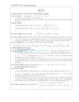 35 đề ôn thi THPT quốc gia môn Toán
