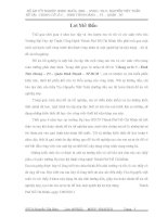 ĐỒ ÁN TỐT NGHIỆP THIẾT KẾ CHUNG CƯ LÔ C  ĐINH TIÊN HOÀNG P12 QUẬN BÌNH THANH TP HCM