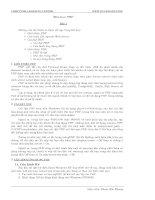 Bài giảng - Giáo án: Bài giảng php nâng cao giành cho lập trình viên chuyên nghiệp