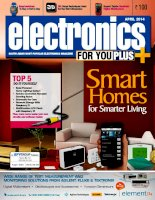 electronics for you - april 2014  in