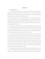 THƠ VĂN XUÔI  TỪ 1975 ĐẾN NAY   Chuyên ngành: Văn học Việt Nam hiện đại