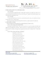 ĐỀ THI THỬ ĐẠI HỌC LẦN I NĂM 2013 Môn: NGỮ VĂN; KHỐI: C, D ĐỀ 13 potx