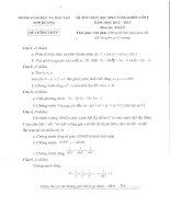 Đề thi năng khiếu môn toán Huyện Sơn Dương năm 2013
