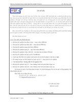 Chuyên đề Quang hình học luyện thi đại học (Bùi Gia Nội)