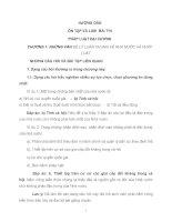 HƯỚNG DẪN ÔN TẬP VÀ LÀM  BÀI THI PHÁP LUẬT ĐẠI CƯƠNG
