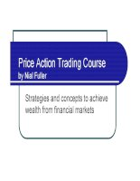 Price action trading course by Nial Fuller