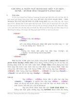html guide – tv