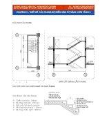 thiết kế cầu thang bộ