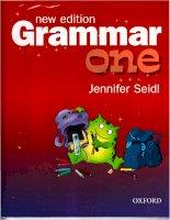 New grammar 1 - student book