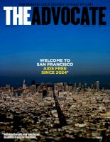 the advocate - may 2014