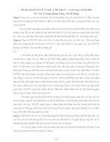 Câu hỏi trăc nghiệm ôn tập triết học Mác (350 câu)