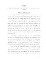 """BIỆN PHÁP """"RÈN CHỮ - GIỮ VỞ """" CHO HỌC SINH LỚP 2 HIỆU QUẢ"""