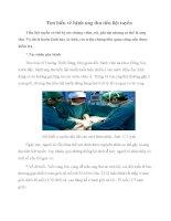 Tìm hiểu về bệnh ung thư tiền liệt tuyến