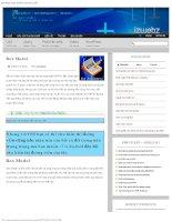 box model _ học thiết kế web theo chuẩn.