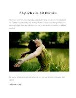 8 lợi ích của hít thở sâu pdf