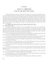 Chuong 4 Bài giảng môn quá trình và thiết bị