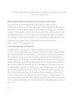 MỘT SỐ GIÁI PHÁP NHẰM NÂNG CAO HIỆU QUẢ CÔNG TÁC QUẢN lý VÀ SỬ DỤNG VỐN ODA