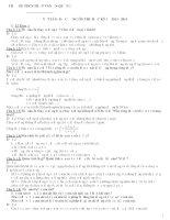 Đề cương ôn tập HK1 vật lý 8