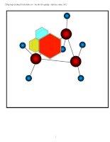 Tổng hợp lý thuyết hoá học hữu cơ ôn thi đại học