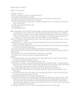 Bài tập dân sự về thừa kế MÔN LUẬT DÂN SỰ docx