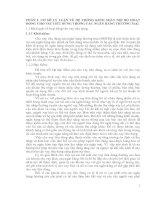 THỰC TRẠNG KIỂM SOÁT NỘI BỘ HOẠT ĐỘNG CHO VAY TIÊU DÙNG TẠI NGÂN HÀNG THƯƠNG MẠI CỔ PHẦN KỸ THƯƠNG VIỆT NAM (TECHCOMBANK) PHÒNG GIAO DỊCH VÕ VĂN NGÂN