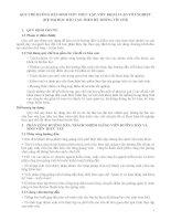 Hướng dẫn thực tập, viết khóa luận k46 khoa kế toán