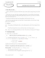 lý thuyết và bài tập tham khảo kshs có hd giải ôn tập thi tn thpt 2010.