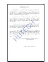 ĐỒ ÁN THIẾT KẾ CHUNG CƯ NGỌC LAN 1 LÔ A QUẬN 7  THÀNH PHỐ HỒ CHÍ MINH