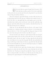 HOẠT ĐỘNG THU HÚT ĐẦU TƯ TRỰC TIẾP NƯỚC NGOÀI TẠI VIỆT NAM - THỰC TRẠNG VÀ GIẢI PHÁP PHÁT TRIỂN