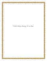 Giới thiệu chung về ca dao pdf