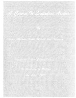 a course in levantine arabic