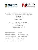 Luận văn:xây dựng chiến lược cạnh tranh cho Ngân hàng TMCP An Bình. pptx