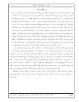 PHÂN TÍCH TÌNH HÌNH THỰC HIỆN CHỈ TIÊU GIÁ THÀNH THEO KHOẢN mục CHI PHÍ của CÔNG TY cổ PHẦN tân CẢNG 128 hải PHÒNG