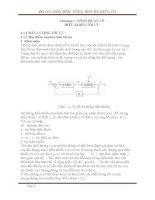 đồ án tổng hợp hợp hệ điện cơ tổng hợp bộ điều khiển tối ưu
