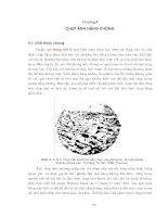 Giáo trình cơ sở viễn thám: Chương 4 chụp ảnh hàng không