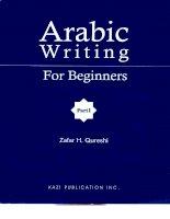 04 arabic writing for beginners